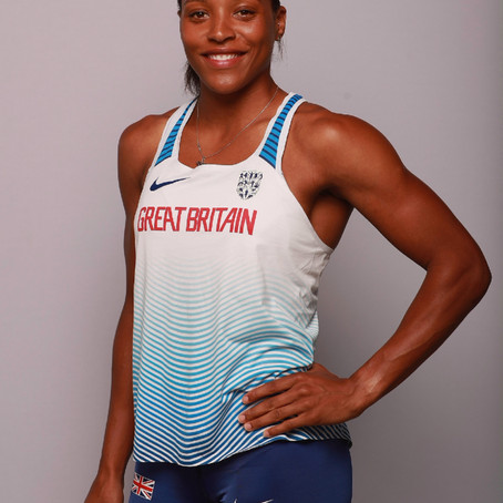 World Championship medallist and European & British Champion, Shelayna Oskan-Clarke OLY, joins BRIT