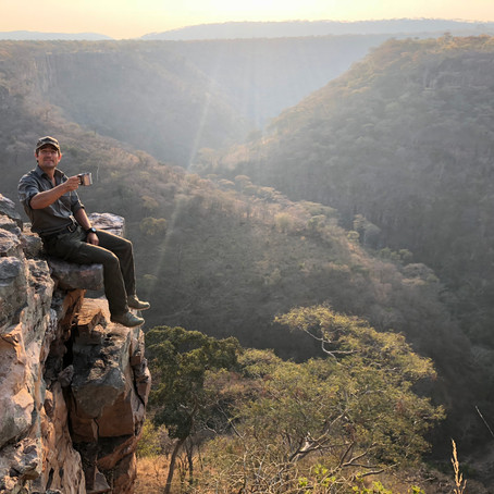 National Geographic Explorer, Adventurer and Television Presenter, Dr Niall McCann, joins BRIT