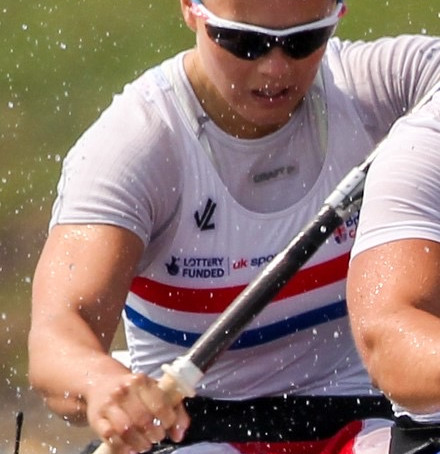 Great Britain Sprint Canoeist, Amy Turner, joins the BRIT Ambassador family