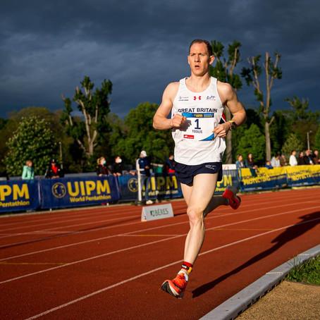 Great Britain Modern Pentathlete, Thomas Toolis, joins the BRIT Ambassador family