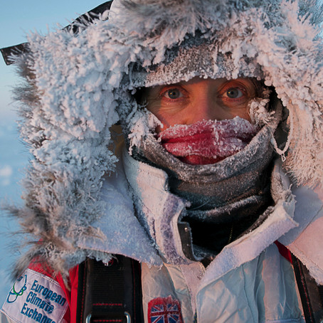 Record Breaking Polar Explorer, Ann Daniels, joins Row Britannia