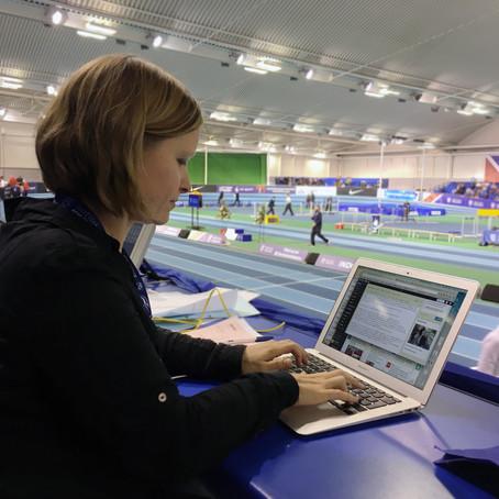 Former gymnast and Sports Writer, Blogger and Vlogger, Jo Gunston, joins the BRIT Ambassador family