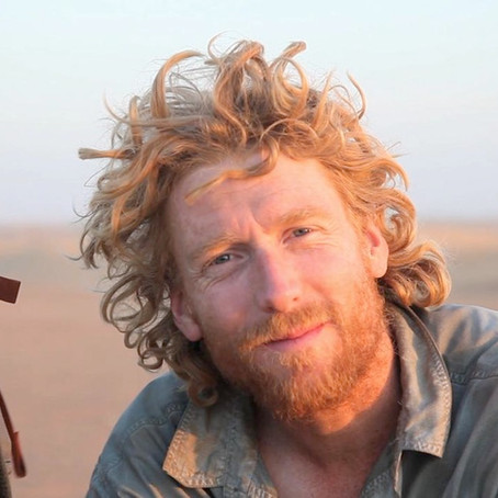 Adventurer and author, Al Humphreys, joins Row Britannia