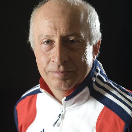 Great Britain Hockey Goalkeeper Coach and Manager, John Hurst, joins the BRIT Ambassador family