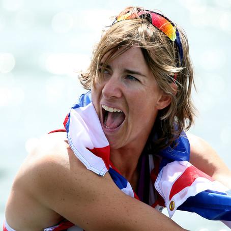 Dame Katherine Grainger DBE joins Row Britannia