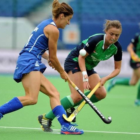 Former Scotland and Great Britain Hockey player, Holly Cram, joins the BRIT Ambassador family
