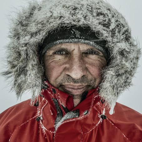 British Explorer and Polar Adventurer, Louis Rudd MBE FRGS, joins the BRIT Ambassador family