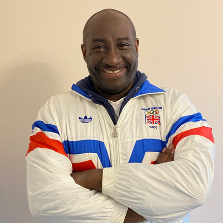 Olympic and Commonwealth Games athlete, Vernon Samuels OLY, joins the BRIT Ambassador family