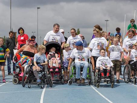 Inspirational Disabled Sportsperson, David Williamson, joins Row Britannia