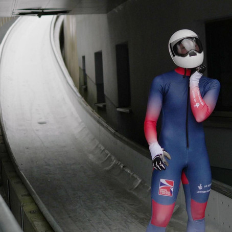 GB Skeleton Athlete and Europa Cup Champion, Amelia Coltman, joins the BRIT Ambassador family