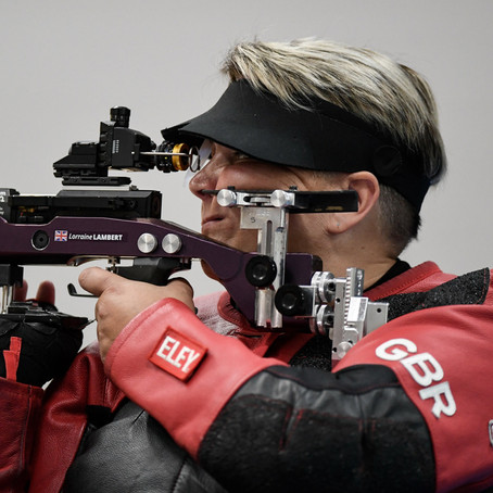 Paralympian, Lorraine Lambert, joins Row Britannia