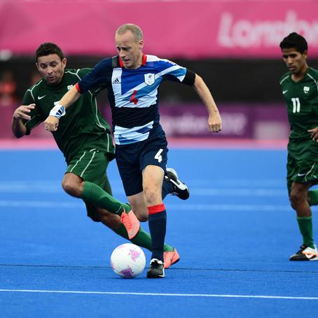 Paralympian, England and GB Cerebral Palsy Football Captain, Matt Dimbylow, joins the BRIT family