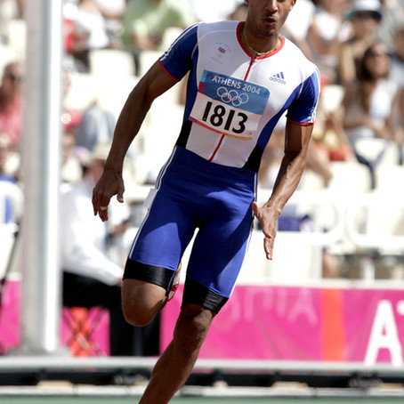 Former Great Britain Sprinter, Chris Lambert, joins the BRIT Ambassador family