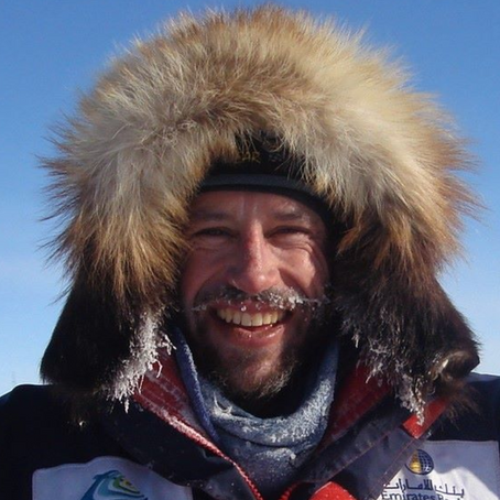 British Record-Breaking Adventurer, Adrian Hayes, joins Row Britannia