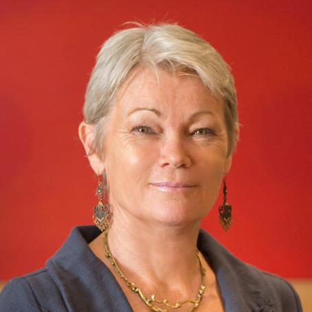 Inspirational yachtswoman, Tracy Edwards MBE, joins Row Britannia