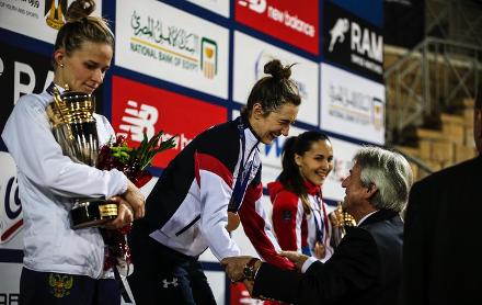 Great Britain Modern Pentathlete, Joanna Muir, joins the BRIT Ambassador family