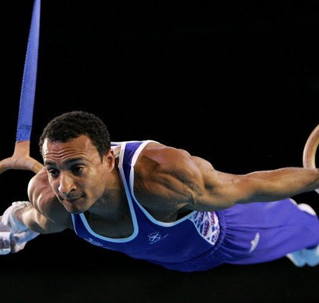 Great Britain and Scotland Gymnast, Steve Frew, joins the BRIT Ambassador family