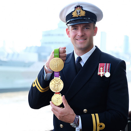 Three-time Olympic gold medalist, Pete Reed OBE, joins Row Britannia