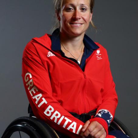 British Paralympian, Rachel Morris MBE, joins Row Britannia
