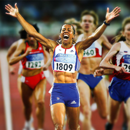 Double Olympic Champion, Colonel Dame Kelly Holmes MBE (mil), supports BRIT & the BRIT Challenge