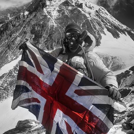 British Explorer, Mountaineer and Polar Adventurer, Mark Wood FRGS, joins the BRIT Ambassador family
