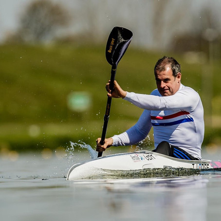 Tim Lodge, GB Paralympic Canoeist, joins Row Britannia