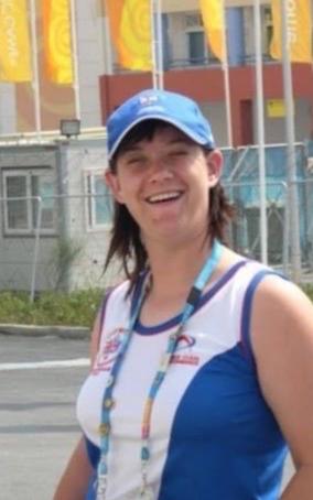 Paralympic and IPC Athletics World Championships medallist, Pauline Latto, joins the BRIT Ambassador