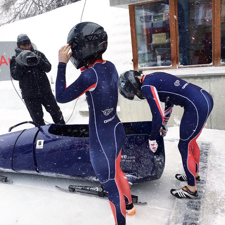 Former Great Britain Bobsleigh athlete, Siân Huxtable, joins the BRIT Ambassador family