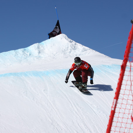 GB Snowboard Cross athlete & British Champion, Kyle Wise, joins the BRIT Ambassador family