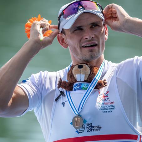 World and European medallist, Joshua Bugajski, joins the BRIT Ambassador family