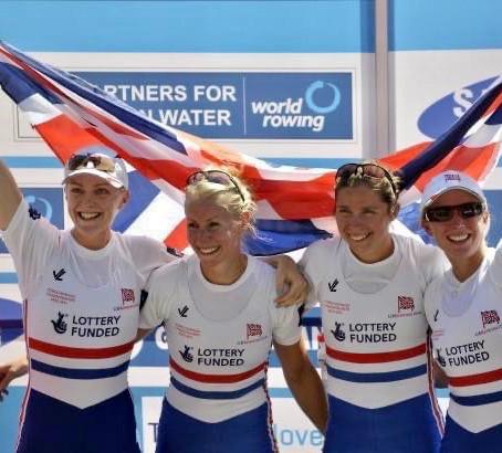 World Champion, Steph Cullen, joins the BRIT Ambassador family