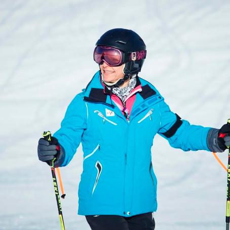 Olympian & former Secretary General of the International Ski Federation, Sarah Lewis OBE, joins BRIT