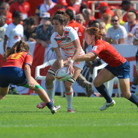 Olympian, Great Britain and England Rugby Player, Abbie Brown, joins the BRIT Ambassador family