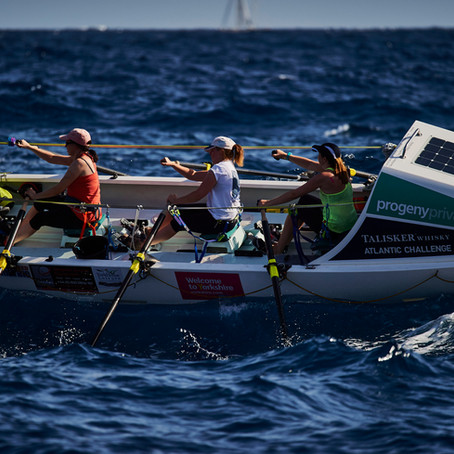 Ocean Rower and Performance Life Coach, Helen Butters, joins the BRIT Ambassador family