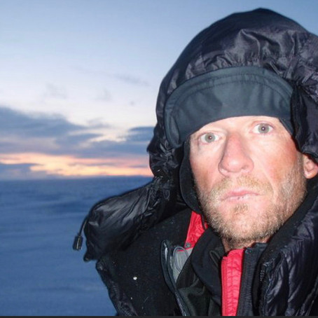 Ocean Rower and Talisker Whisky Atlantic Challenge Head Safety Officer, Ian Couch FRGS, joins BRIT