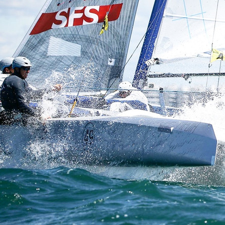 GB Sailor and Sport Psychologist, Oliver Spensley-Corfield, joins the BRIT Ambassador family