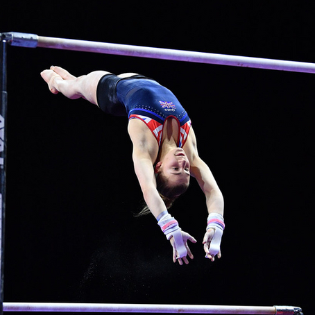 British Gymnast, Kelly Simm, joins Row Britannia