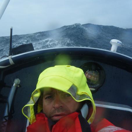 Atlantic, North Pacific and Pacific Rower, Mick Dawson, joins Row Britannia