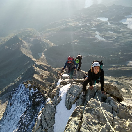 Mountaineer and Adventurer, Adriana Brownlee, joins the BRIT Ambassador family
