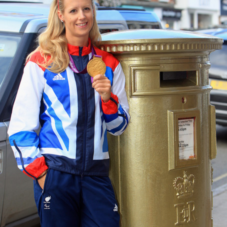 Paralympic Champion, Naomi Riches MBE, joins Row Britannia