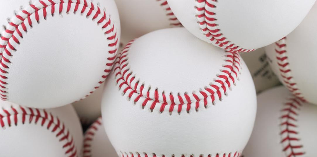 Image baseballs