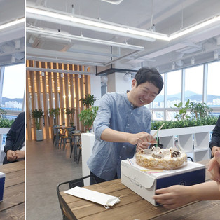 아이차밍 생일파티