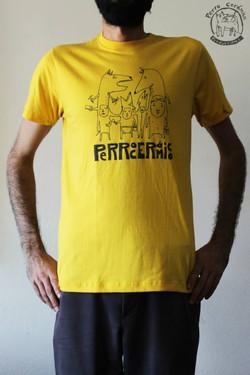 Camiseta Perro Cerámico