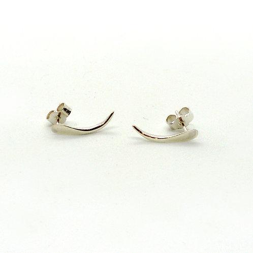 Boucles d'oreilles Comète
