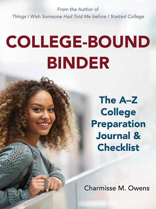 College-Bound Binder