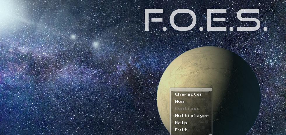 June 2020 Version of Title Screen