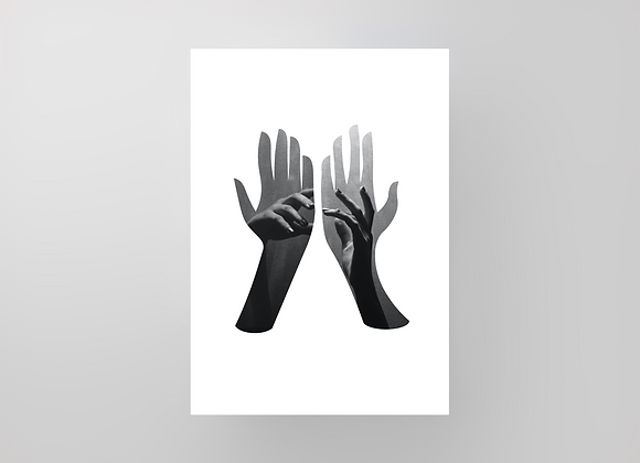 Handen in handen