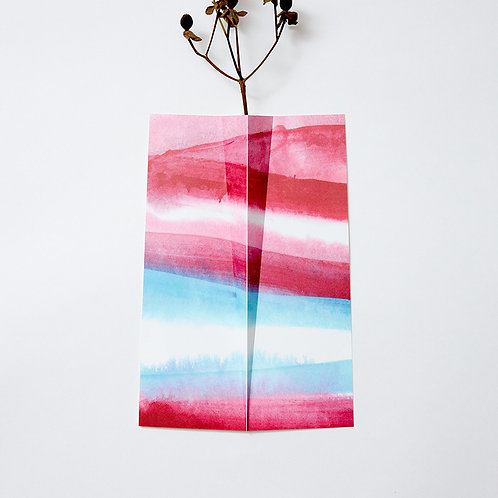 """Flower Vase """" ONE """" 058"""