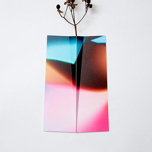 """Flower Vase """" ONE """" 045"""