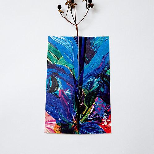 """Flower Vase """" ONE """" 054"""